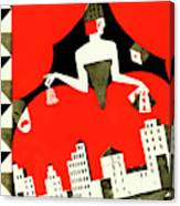 New Yorker October 10th, 1925 Canvas Print