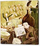 New Yorker October 13th, 1945 Canvas Print