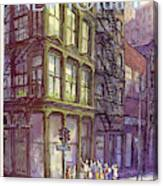 New Yorker October 13th, 1980 Canvas Print