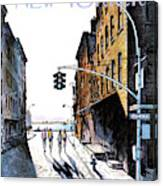 New Yorker October 2nd, 1978 Canvas Print