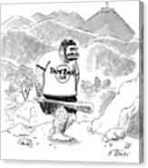 New Yorker October 3rd, 1994 Canvas Print