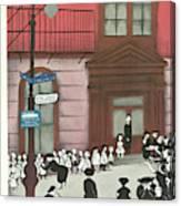 New Yorker September 16th, 1939 Canvas Print