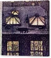 New Yorker September 28th 1963 Canvas Print