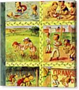 New Yorker September 3 1938 Canvas Print
