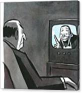 New Yorker September 30th, 1950 Canvas Print