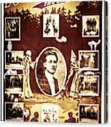 Newmann The Great Canvas Print