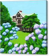 Newport Art Museum Canvas Print