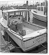 Newport Rhode Island Harbor Iv Canvas Print