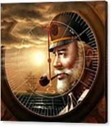 Imperishable Map Captain 1  Canvas Print