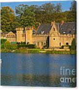 Newstead Abbey Gatehouse Canvas Print