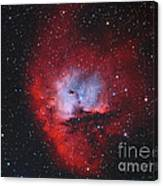 Ngc 281, The Pacman Nebula Canvas Print