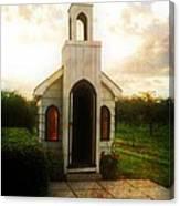 Niagara Church Canvas Print