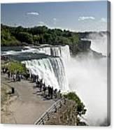 Niagara Falls - New York Canvas Print