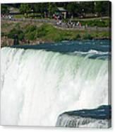 Niagara Falls 10 Canvas Print