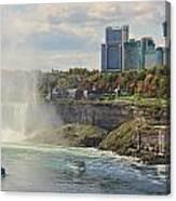 Niagara Falls 4039 Canvas Print