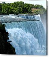 Niagara Falls American Side Canvas Print