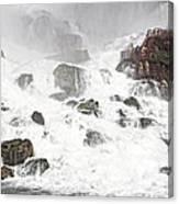 Niagara Falls Overlook Two Canvas Print