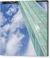 Niagara Falls Observation Tower Canvas Print
