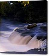 Niagara Falls Three Canvas Print