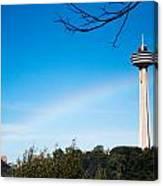 Niagara Landmarks Canvas Print