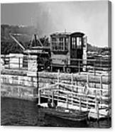 Niagara Port Canvas Print