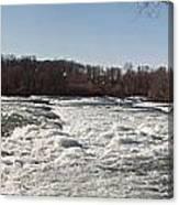 Niagara Rapids Canvas Print