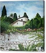 Nice- France Canvas Print