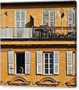 Nice France Canvas Print