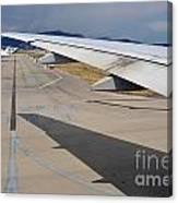 Nice Internationat Airport Canvas Print