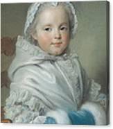 Nicole Ricard Pastel Canvas Print