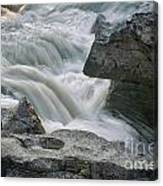 Nigel Creek Cascades Canvas Print