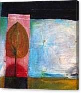 Night Comes Canvas Print