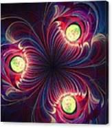 Night Flower Canvas Print