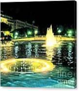 night Nitsa Canvas Print