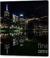 Night Reflections I Canvas Print