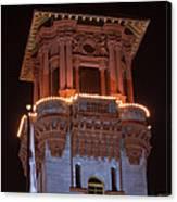Night Tower Canvas Print