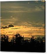 Night Winds Canvas Print