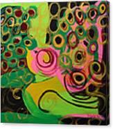 Nightbird Canvas Print
