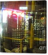 Nightbus Iv Canvas Print