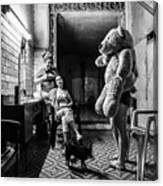 Nights Life In Matanzas Canvas Print