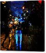 Nights Reflect  Canvas Print