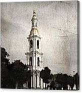 Nikolsky Cathedral Canvas Print