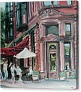 Ninas Canvas Print