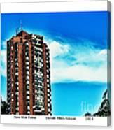 Nine Mile Tower Canvas Print