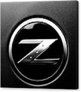 Nissan Z Canvas Print