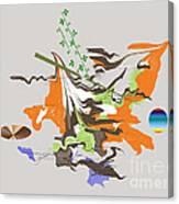 No. 1092 Canvas Print