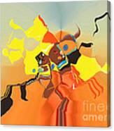 No. 565 Canvas Print