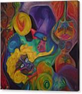 No Titel Canvas Print