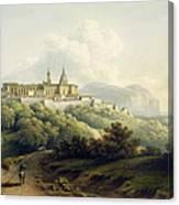 No.2289 Chiesa Della Santa Casa Canvas Print