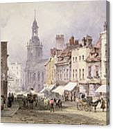 No.2351 Chester, C.1853 Canvas Print